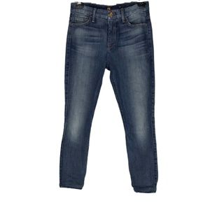 7 For All Mankind The High Waist Skinny Jeans 26